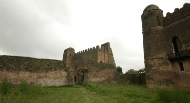 The Fasiladas Castle (Gondar)